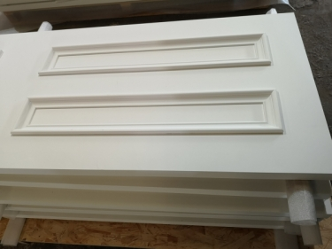 So why are our doors primed in antique white?
