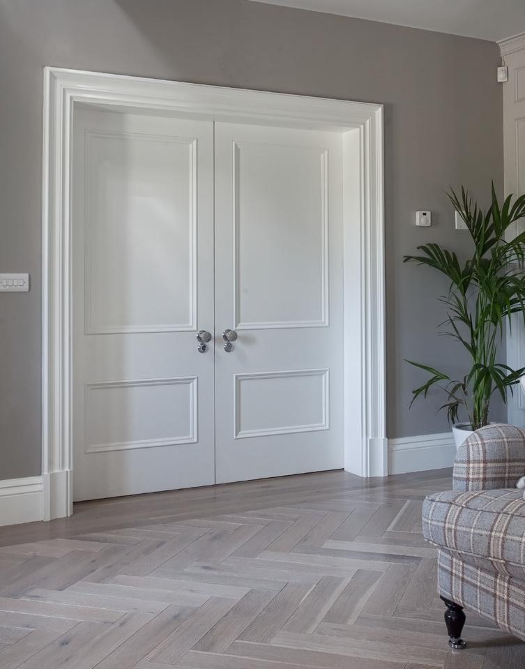 Internal Double Doors UK