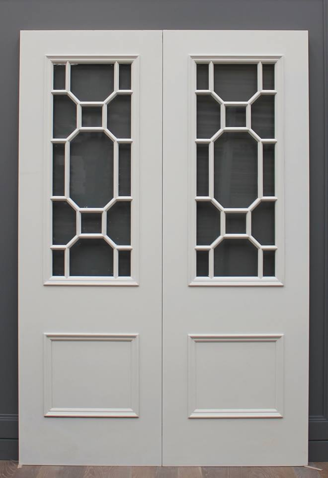 Georgian Pattern Internal Doors