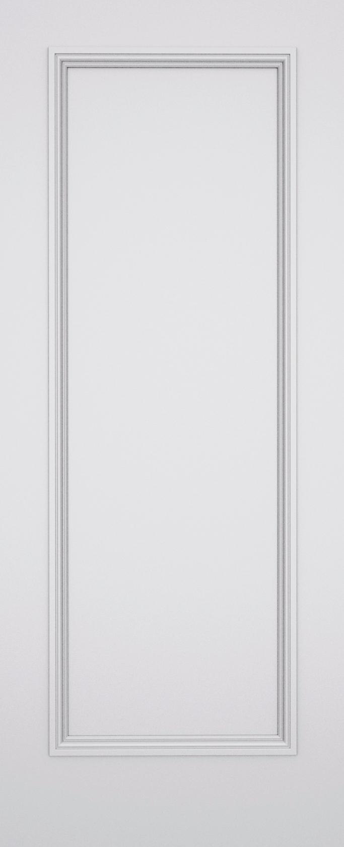 Solitaire Balmoral 1 Panel Door