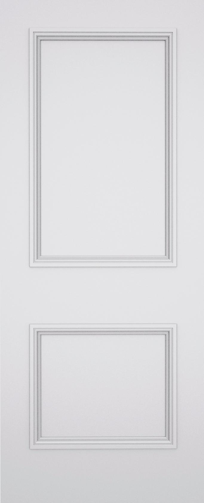 Classic Balmoral 2 Panel Door
