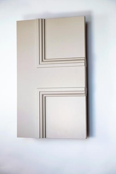 Balmoral 1 panel glazed interior door from Trunk Doors, Bespoke fire resistant custom