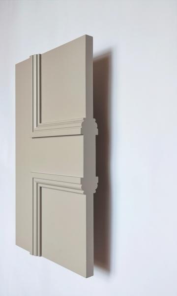 Balmoral panel interior door from Trunk Doors, Bespoke glazed fire resistant custom d