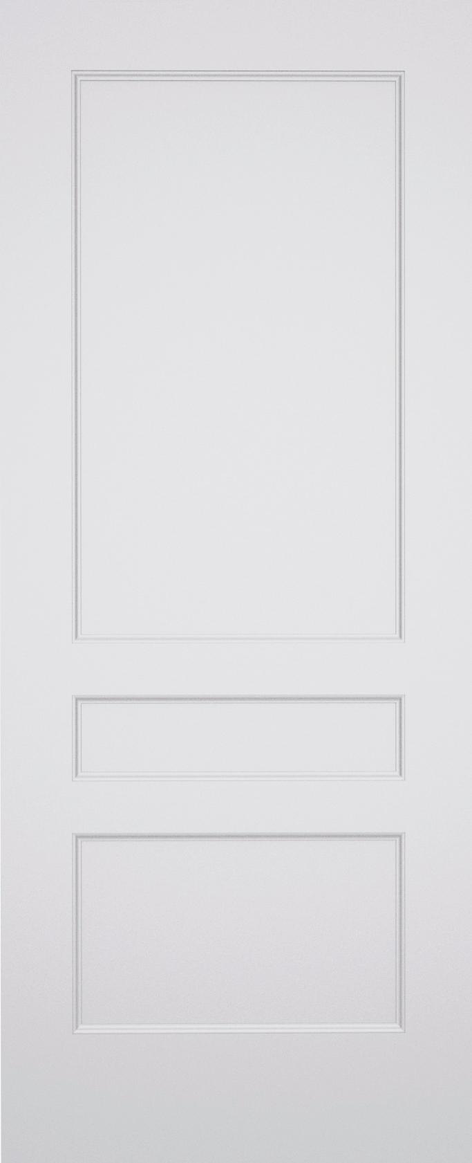 Kesh Battersea 3 Panel Fire Door