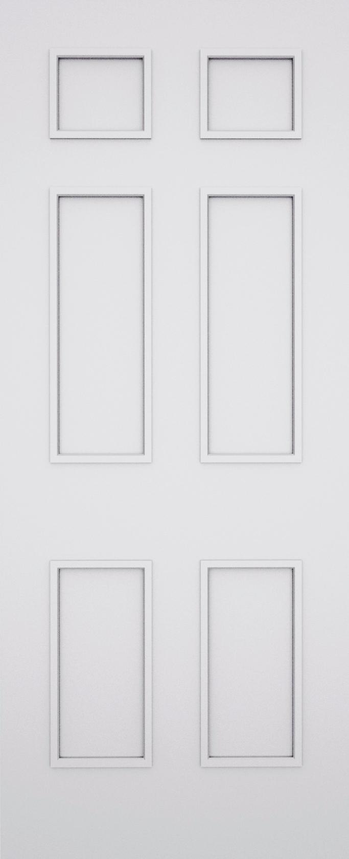 Sestina Bexley 6 Panel Door