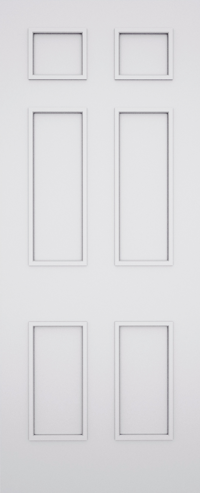Sestina Bexley 6 Panel Fire Door