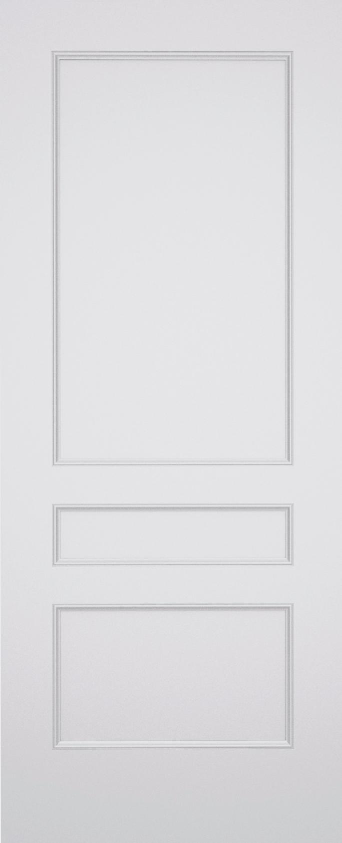 Kesh Bloomsbury 3 Panel Fire Door