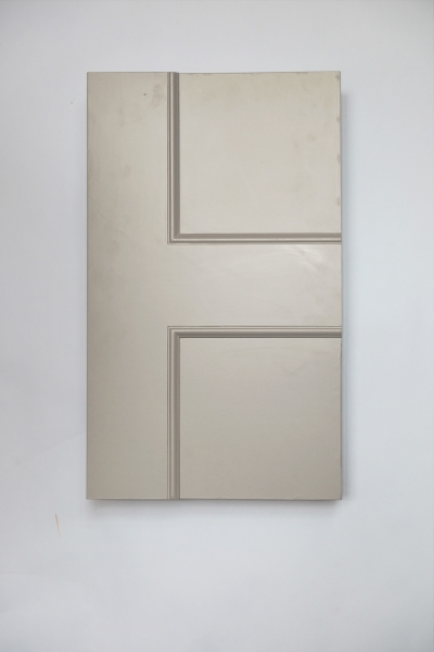 Bloomsbury panel interior door from Trunk Doors, Bespoke glazed fire resistant custo