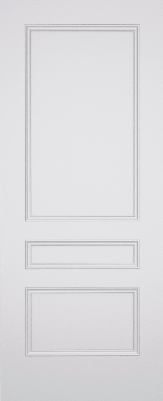 Kesh Brompton 3 Panel Fire Door