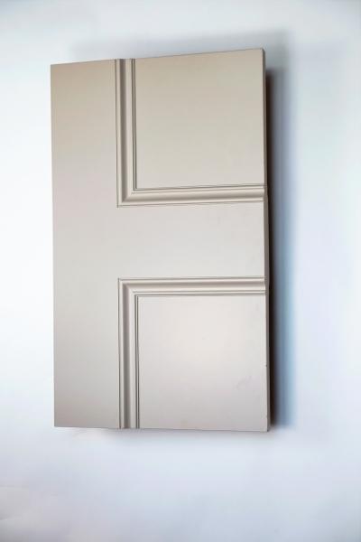 Brompton panel interior door from Trunk Doors, Bespoke glazed fire resistant custom d