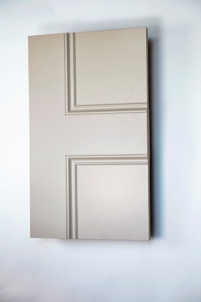 Brompton panel interior door from Trunk Doors, Bespoke glazed fire resistant custom d
