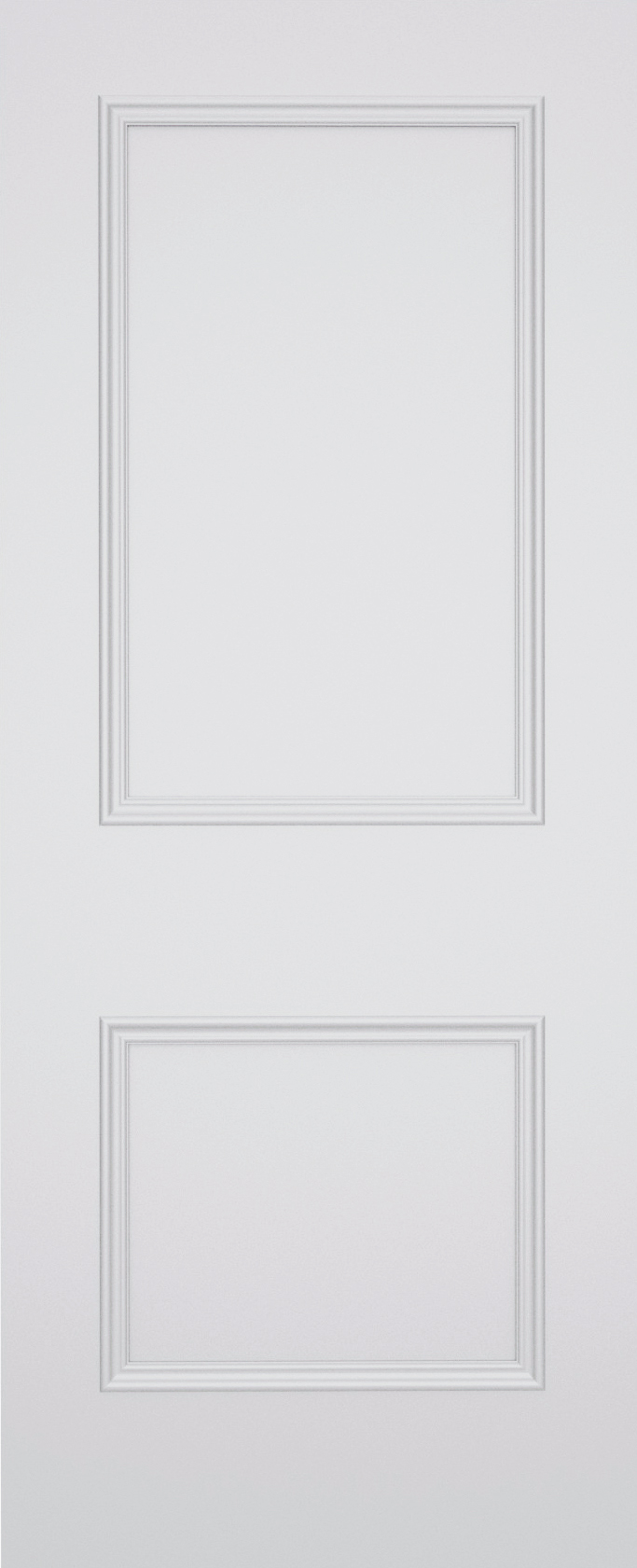 Classic Cambridge 2 Panel Door
