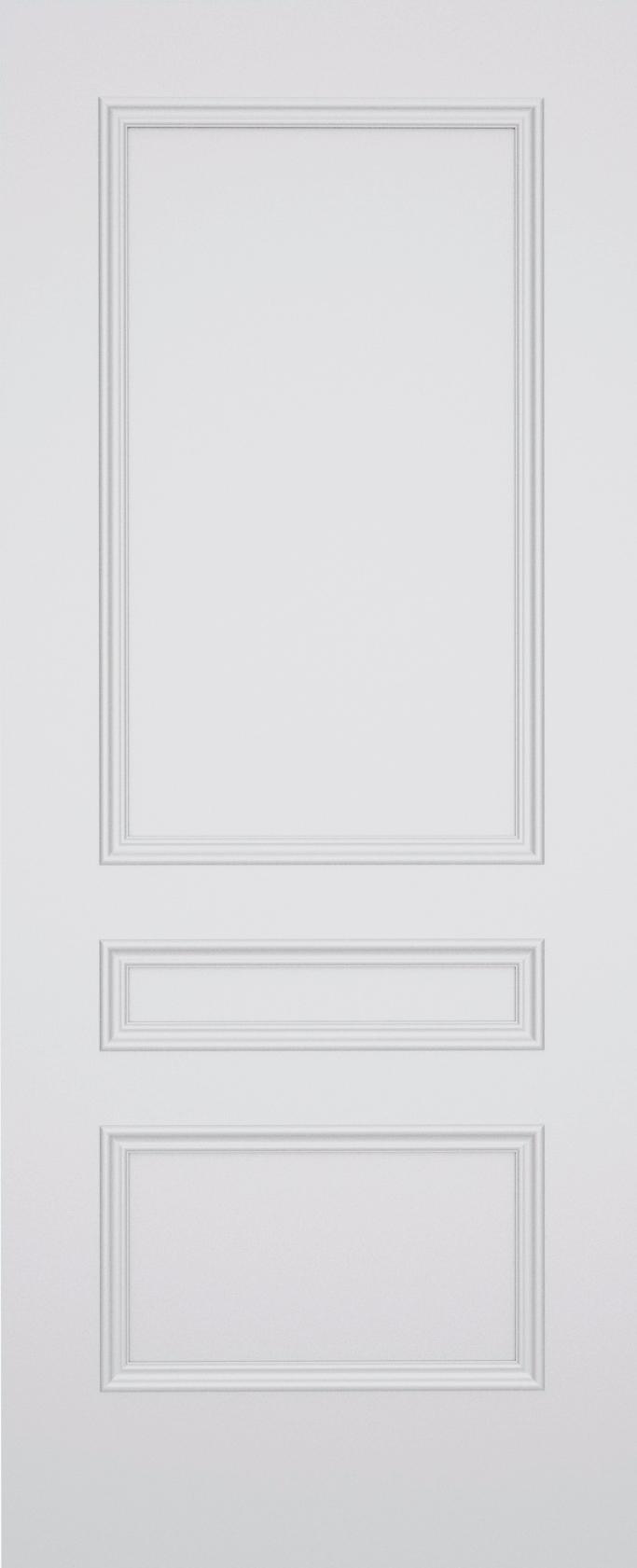 Kesh Cambridge 3 Panel Fire Door