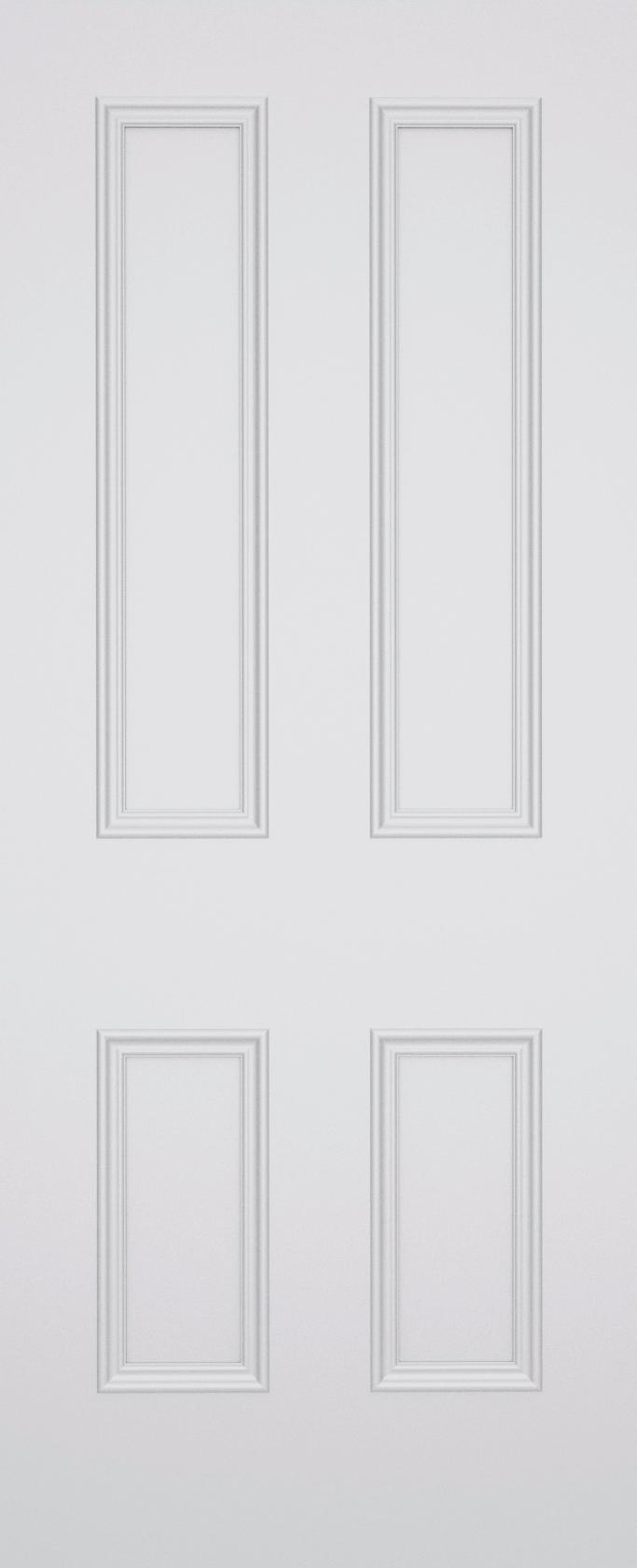 Classic Cambridge 4 Panel Door