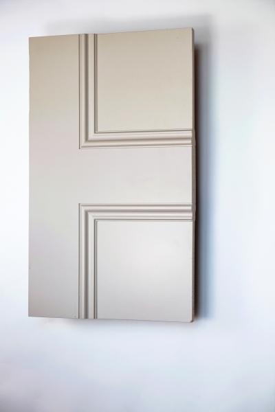 Cambridge panel interior door from Trunk Doors, Bespoke glazed fire resistant custom
