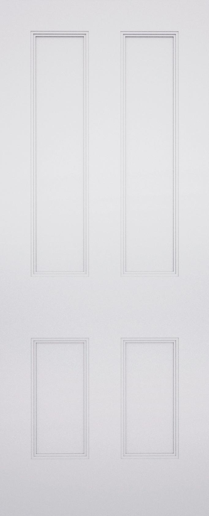Classic Chelsea 4 Panel Door