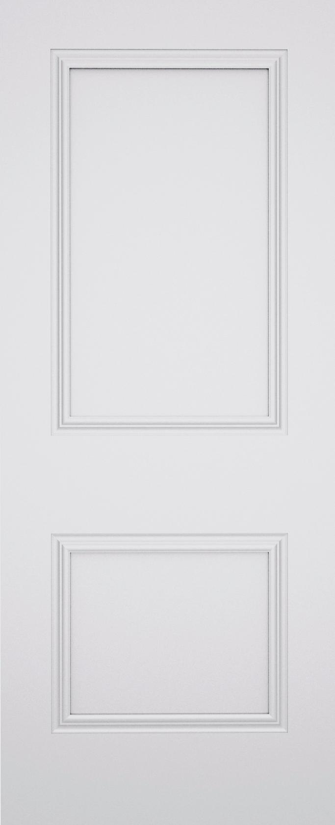 Classic Dublin 2 Panel Fire Door