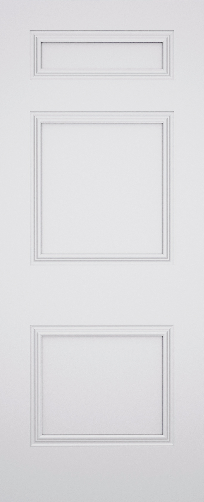 Ashbury Dublin 3 Panel Door