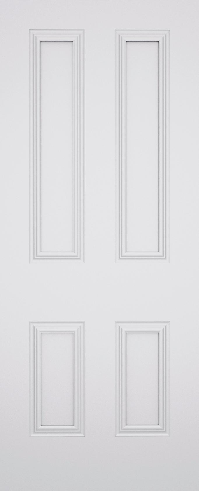 Classic Dublin 4 Panel Door