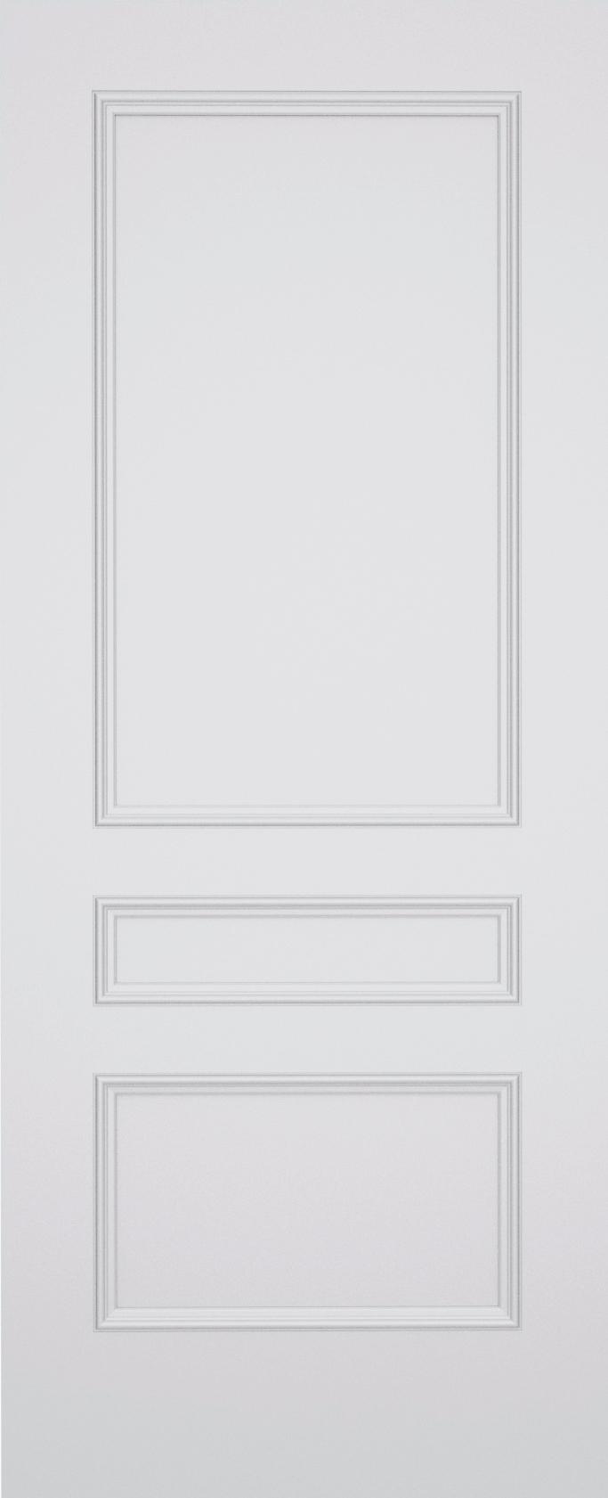 Kesh Havering 3 Panel Door