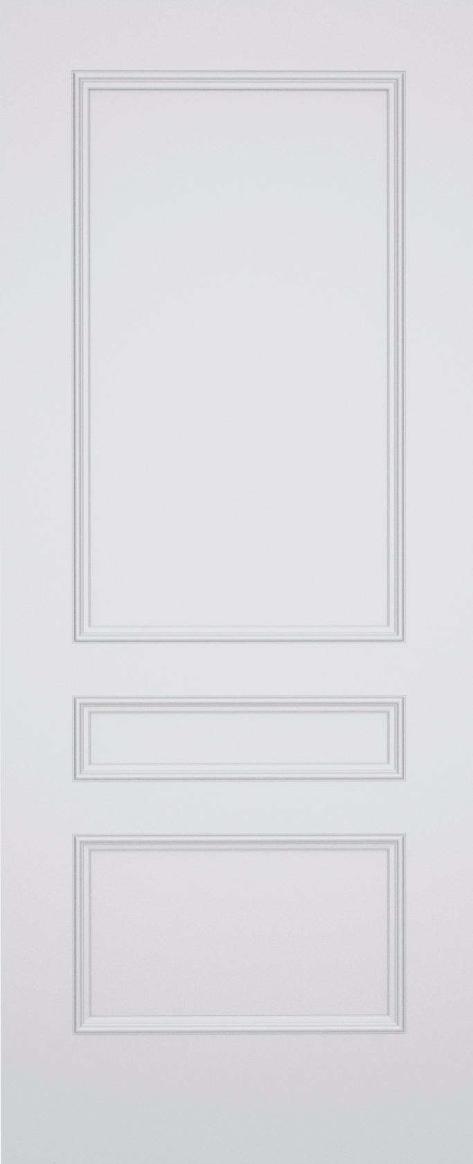 Kesh Havering 3 Panel Fire Door