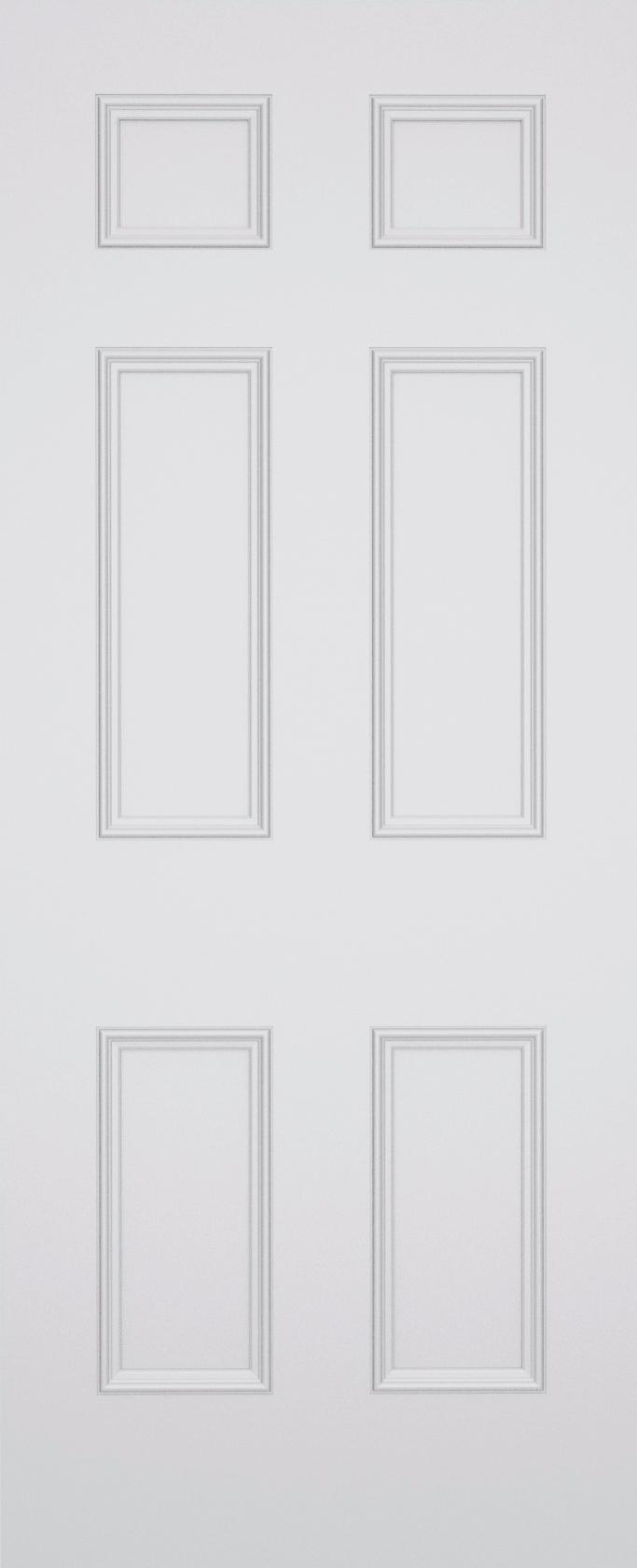 Sestina Havering 6 Panel Door