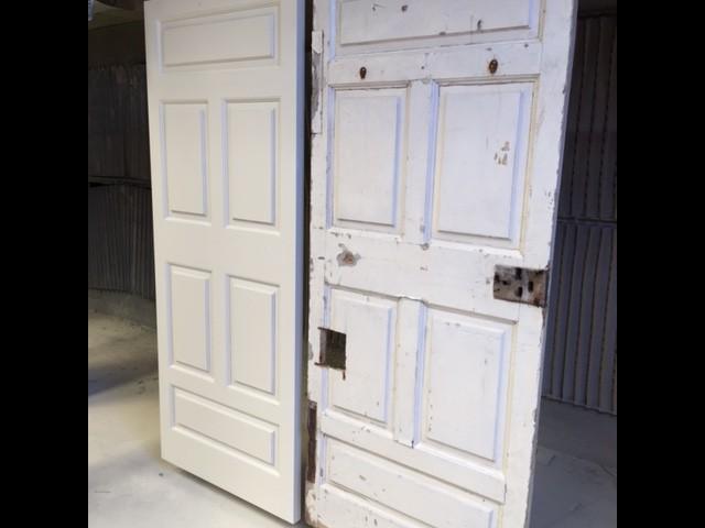 Front door replacement UK