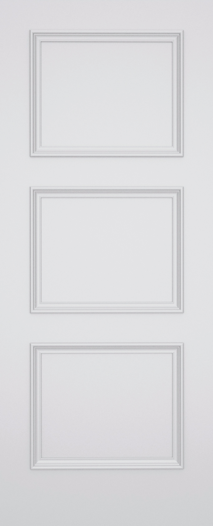 Trinity Islington 3 Panel Door