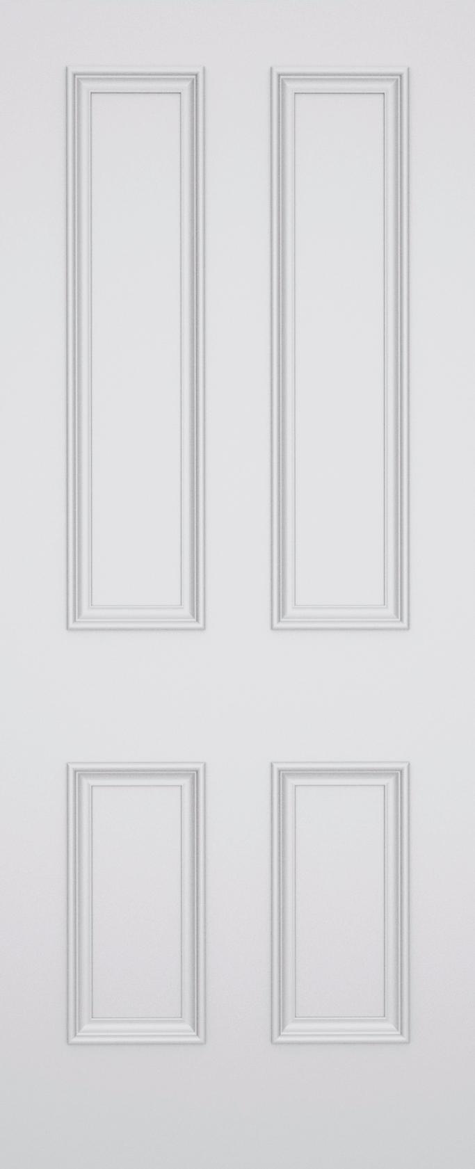 Classic Islington 4 Panel Door
