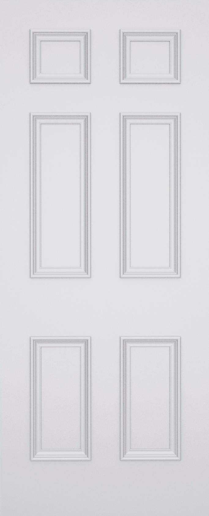 Sestina Islington 6 Panel Fire Door