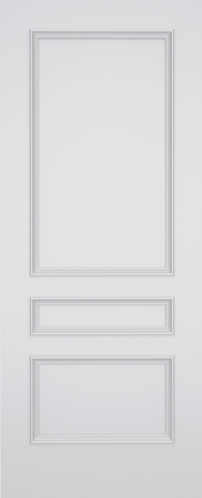Kesh Kensington 3 Panel Door