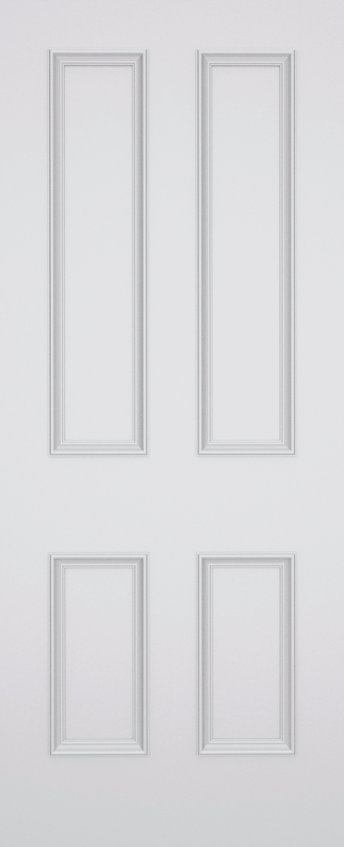 Classic Kensington 4 Panel Fire Door