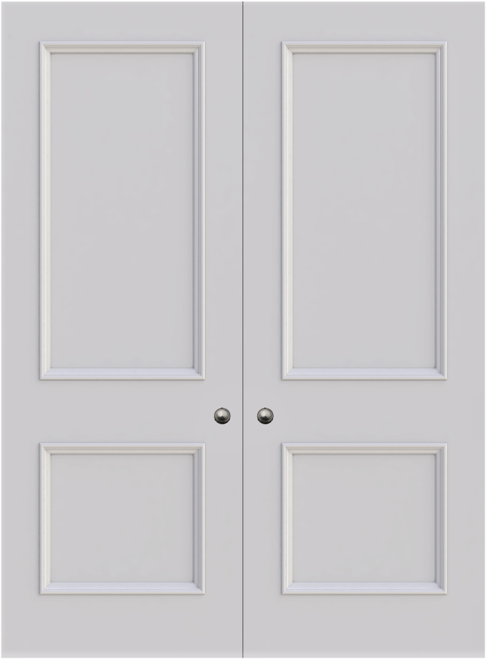 Custom Made double doors