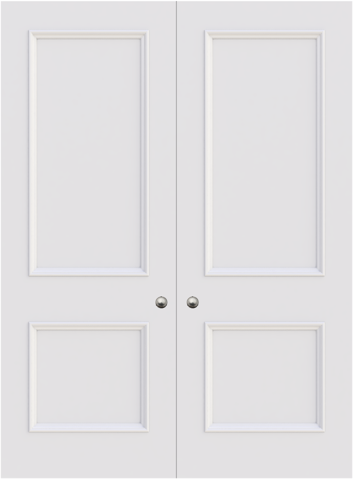 Kesh double doors