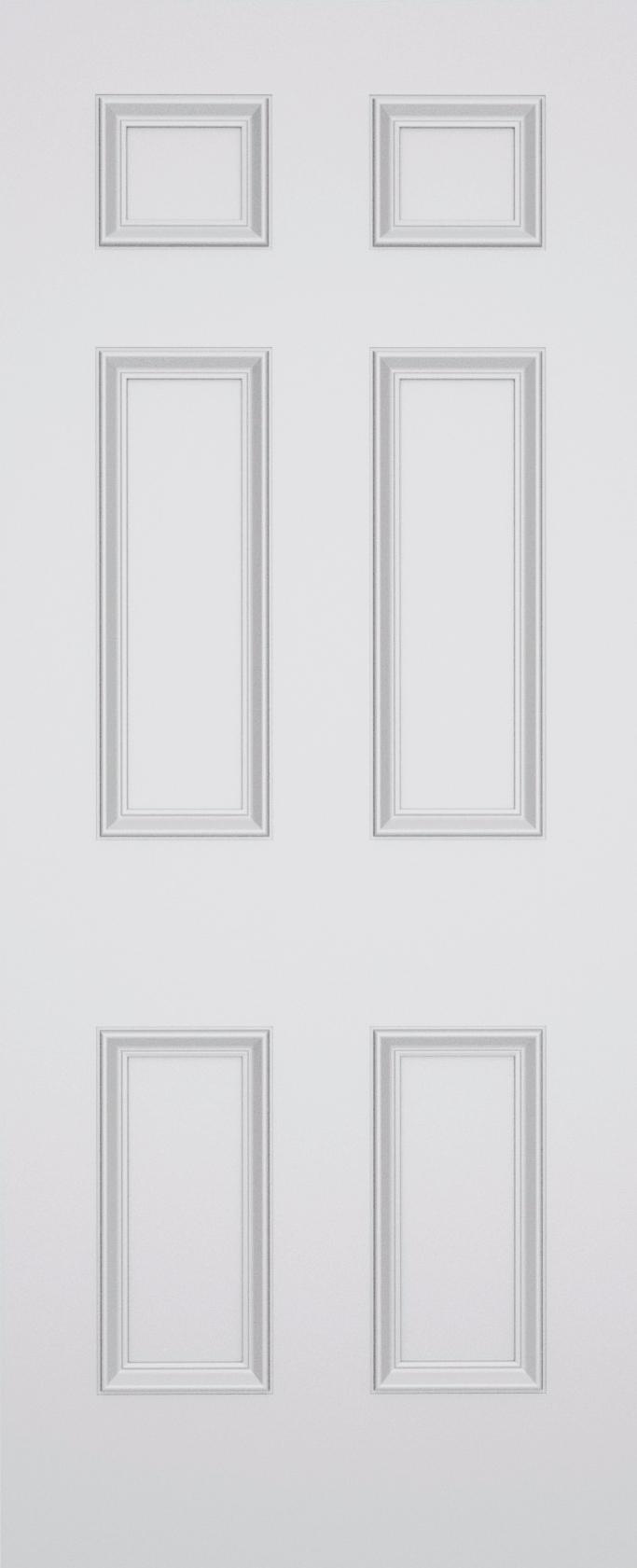Sestina Knightsbridge 6 Panel Fire Door