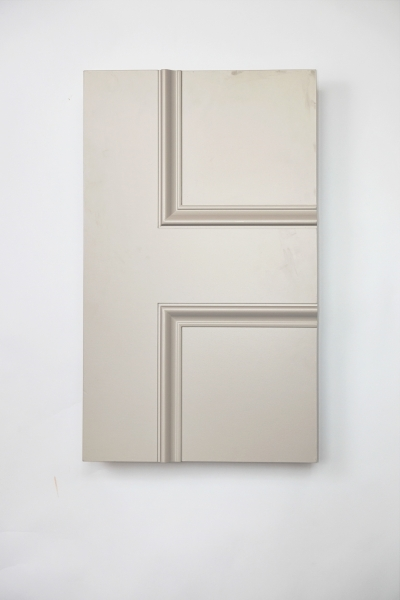 Front of the Classic Knightsbridge 4 panel internal made to measure door