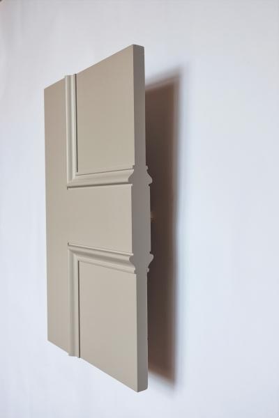 Knightsbridge panel interior door from Trunk Doors, Bespoke glazed fire resistant cus