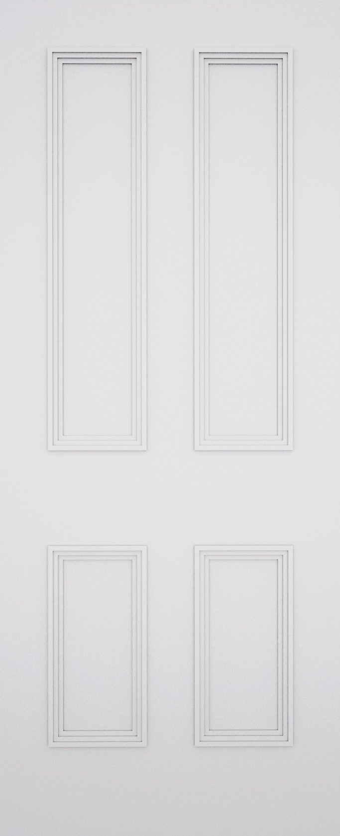 Classic Newbury 4 Panel Door