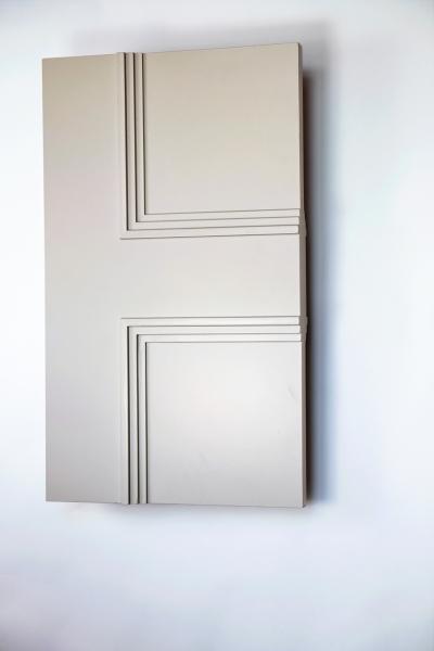 Newbury panel interior door from Trunk Doors, Bespoke glazed fire resistant custom do