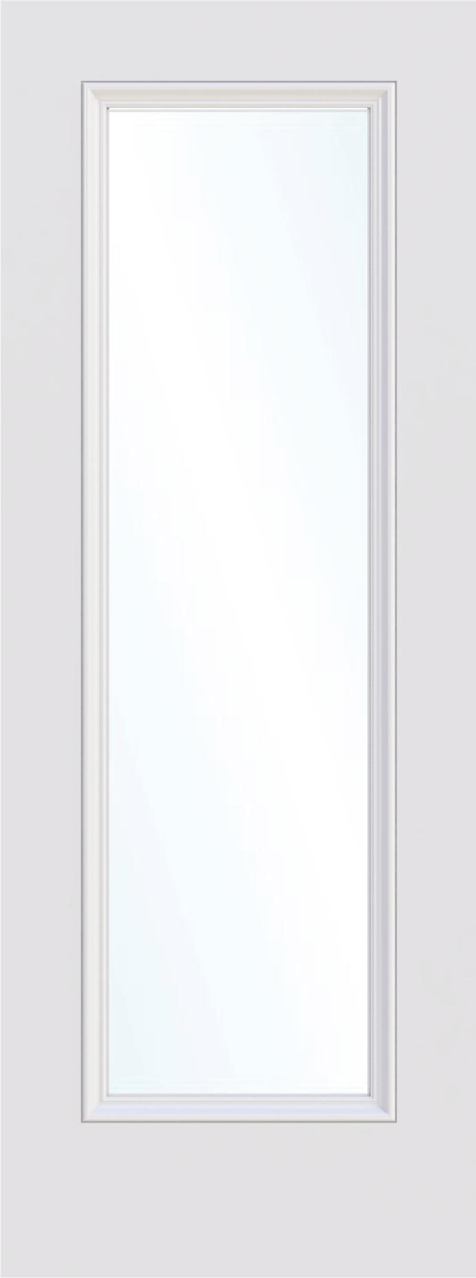 Glazed Cardiff 1 panel interior door from Trunk Doors, Bespoke fire resistant custom