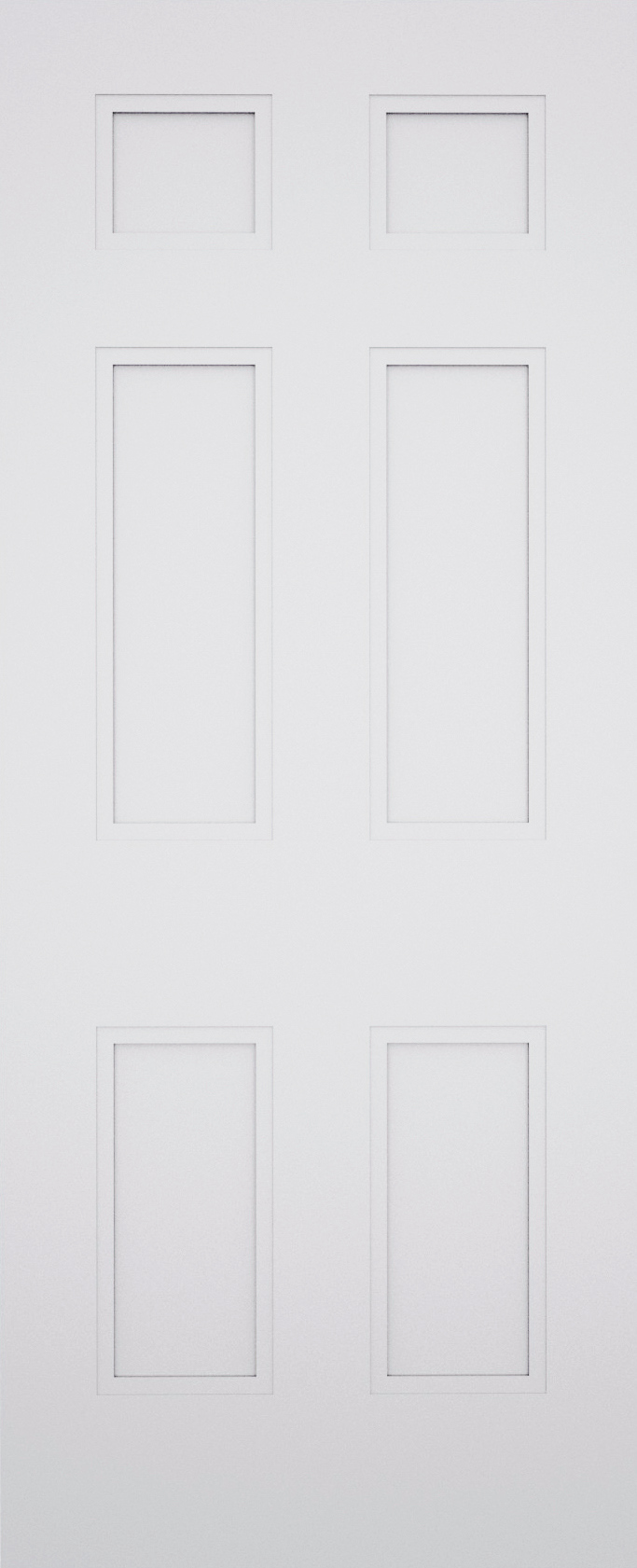 Sestina York 6 Panel Door Fire Door