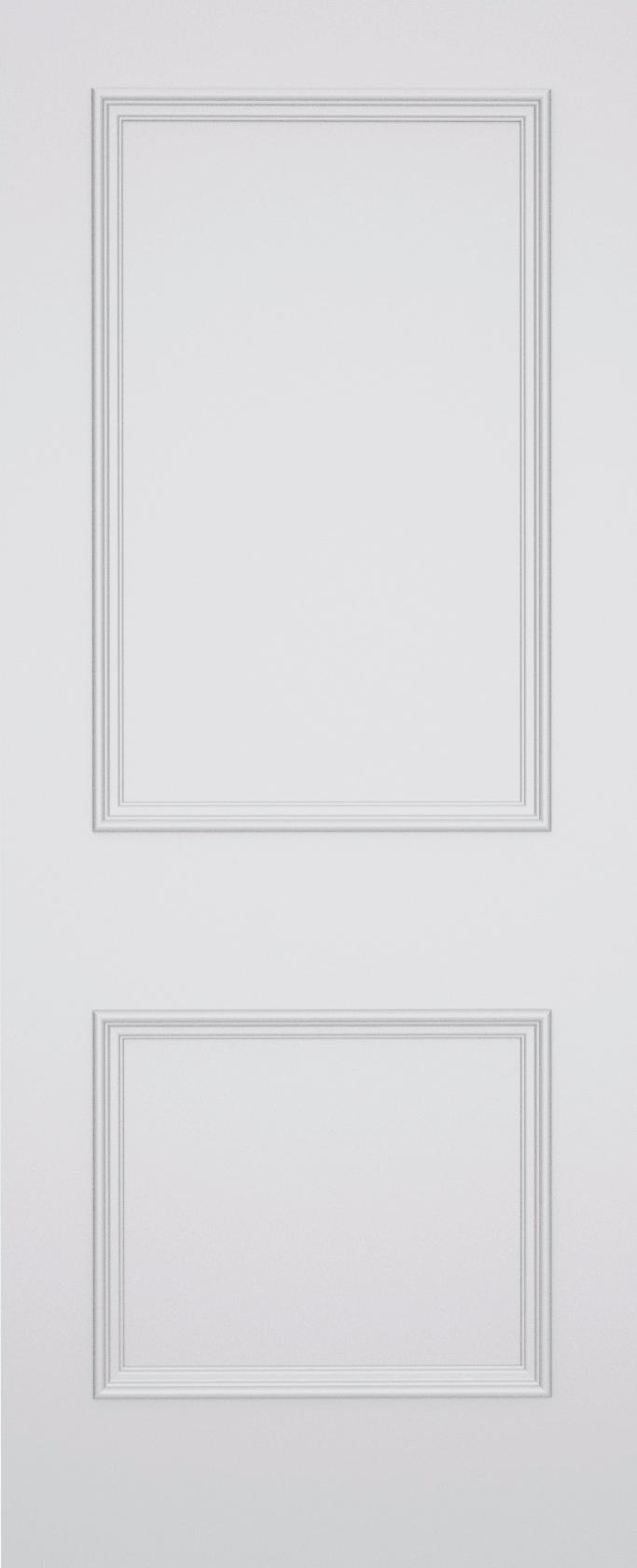 Classic Stratford 2 Panel Door