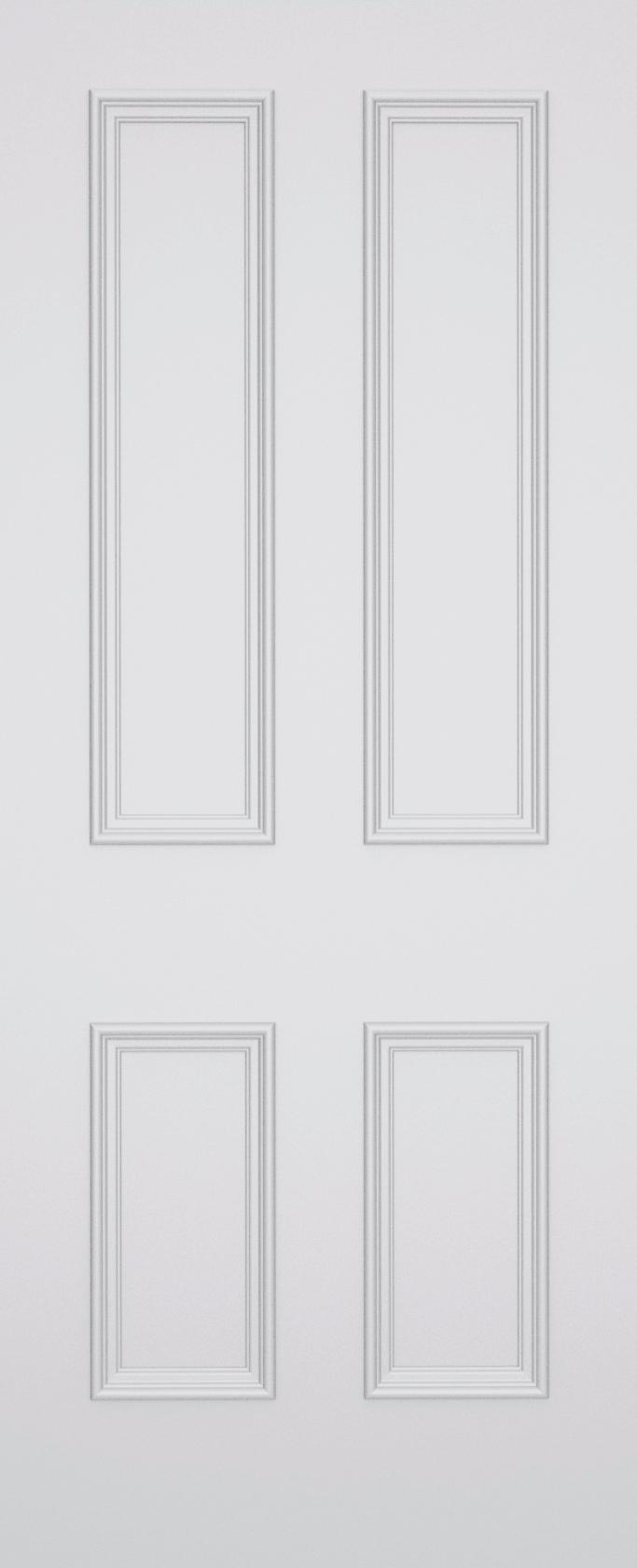 Classic Stratford 4 Panel Door