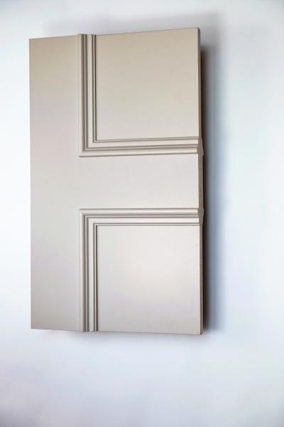 Stratford panel interior door from Trunk Doors, Bespoke glazed fire resistant custom