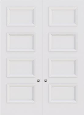 Balmoral Double Door [4 panel]
