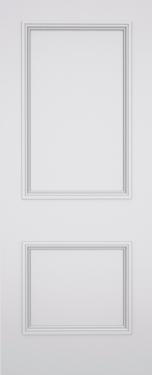 Classic Balmoral 2 Panel Fire Door