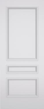 Kesh Balmoral 3 Panel Fire Door