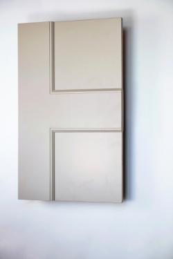 Battersea panel interior door from Trunk Doors, Bespoke glazed fire resistant custom