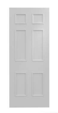 Bexley 6 Panel Door
