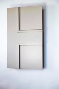 Bexley panel interior door from Trunk Doors, Bespoke glazed fire resistant custom doo